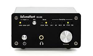 Soundfort DS-200: ハイパフォーマンスUSB DAC