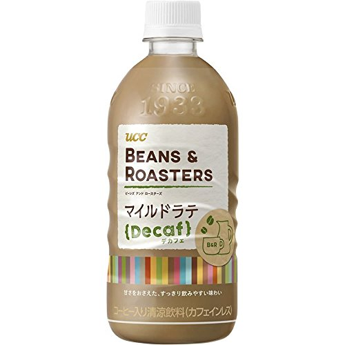 UCC(ユーシーシー)『BEANS & ROASTERS マイルドラテ』