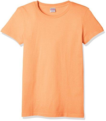 ユナイテッドアスレ UnitedAthle 5.0オンス レギュラーフィット Tシャツ 540103 185 シャーベットオレンジ G-M