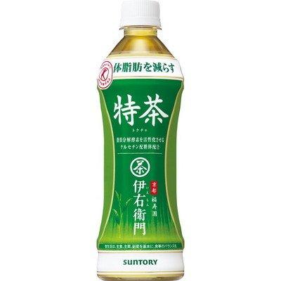 サントリー 伊右衛門 特茶 (特定保健用食品) 500ml×...