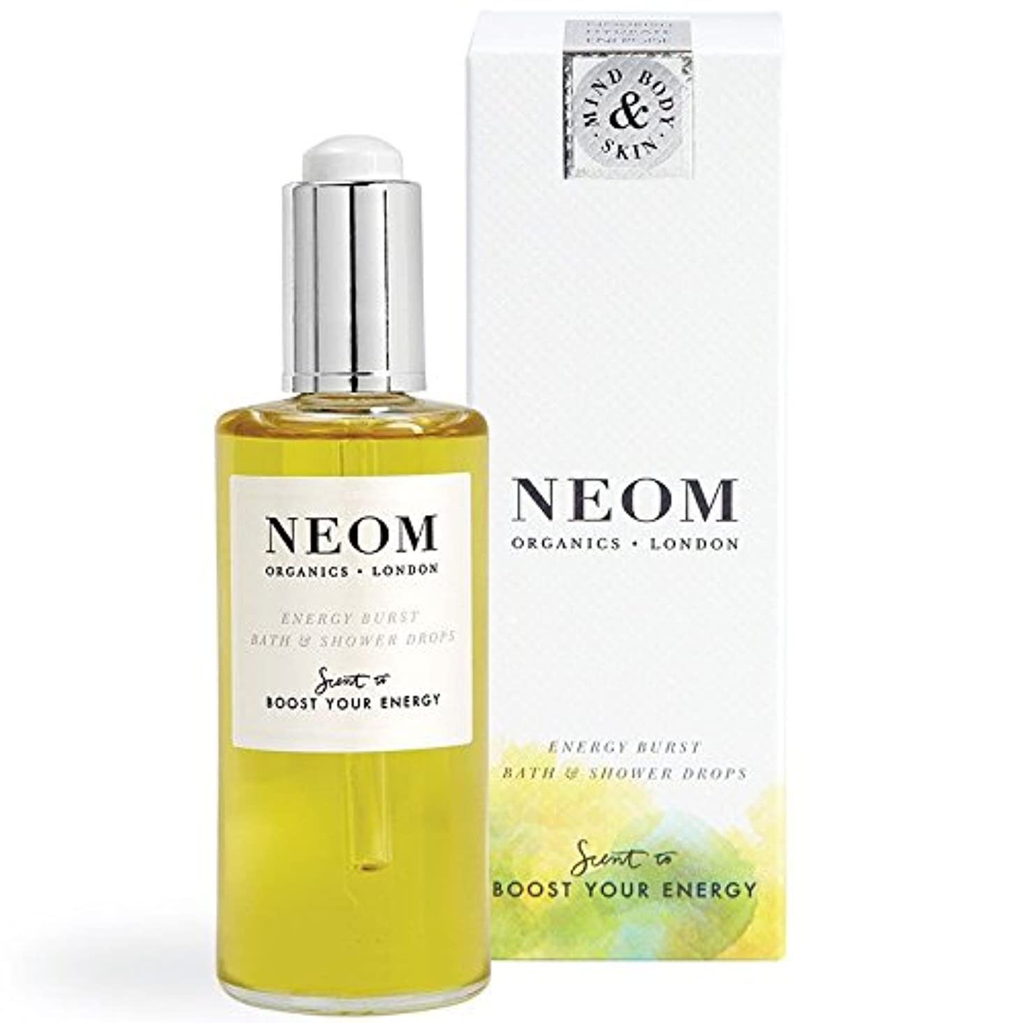 NEOM バス&シャワードロップ ENERGY BURST(BOOST YOUR ENERGY)