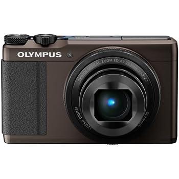 OLYMPUS デジタルカメラ STYLUS XZ-10 1200万画素 裏面照射型CMOS F1.8-2.7レンズ ブラウン XZ-10 BRW