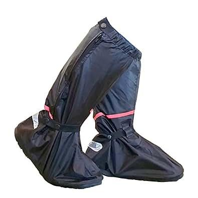 Avil 高品質 完全防水レインシューズカバー  オリジナルモデル XXL  適合靴27.5~28.0cm 突然の雨にも安心対応!  レインブーツカバー