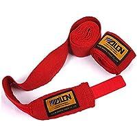 プロフェッショナルのボクシングHandwrapsボクシング、ムエタイ、MMA、キックボクシング、パンチバッグ(メンズ/レディース、1ペア)