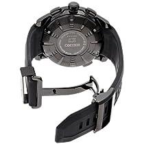 [セイコーウォッチ] 腕時計 アストロン ソーラーGPS衛星電波修正 ボックス型 サファイアガラス 内面無反射コーティング SBXA033 ブラック