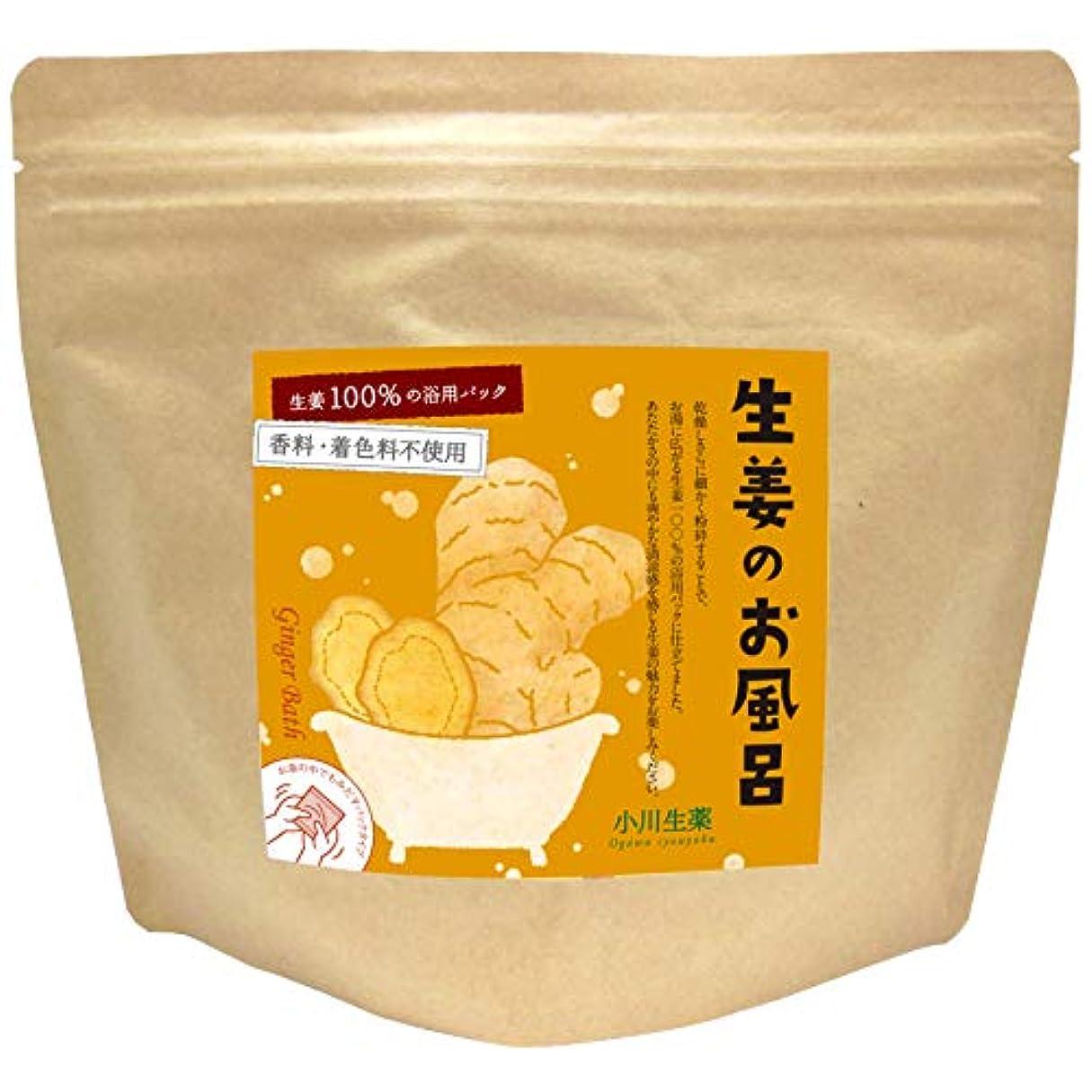 国民ジュニア委任生姜のお風呂 30g×3包