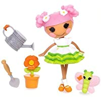 Mini Lalaloopsy Doll- mini Lara loop Sea Doll - BLOSSOM FLOWERPOT parallel import goods