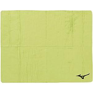 MIZUNO(ミズノ) スイムタオル 高吸水 セームタオル 暑さ対策 水泳 プール N2JY801131 ライトグリーン 小(34×44cm)