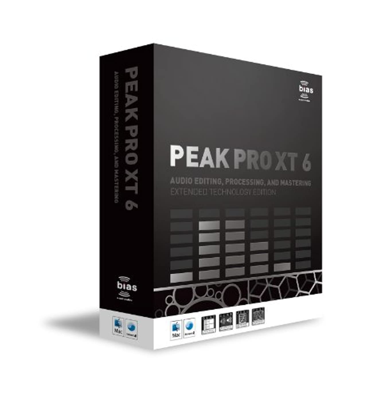 揮発性リボン講義Peak Pro XT 6