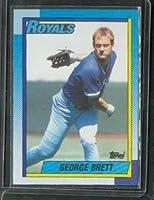 1990Topps # 60George Brett Royals [ Misc。]