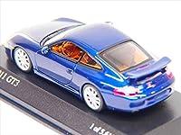 ポルシェ 911 GT3 996 ラピスブルーメタリック 5 616台限定 ミニカー