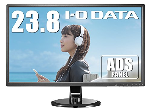 I-O DATA モニター 23.8インチ ADS非光沢 ス...