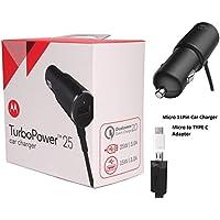 Offical OEM Motorola Turbopower高速充電充電器for Moto Z、Droid、Maxx、x4、x2、s9、note8、s8、Googleピクセル、2