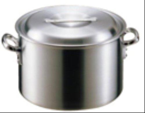 アカオアルミ DON半寸胴鍋 24㎝ アルミニウム合金、ハンドル(アルミダイキャスト) 日本 AHV13024