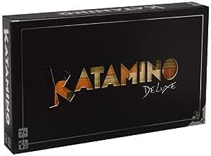 Katamino Deluxe: Puzzleholzspiel für 1-2 Spieler. Spieldauer: 10 Minuten