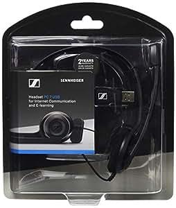 ゼンハイザー PC用ヘッドセット PC 7 USB 504196