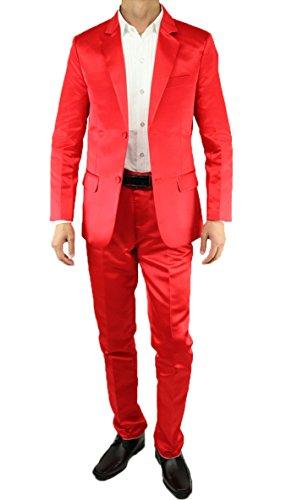 スーツ カラースーツ ドレススーツ 2ボタン 忘年会 新年会...