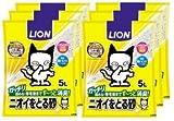 ニオイをとる砂 5L×☆6個入り☆【箱入り】
