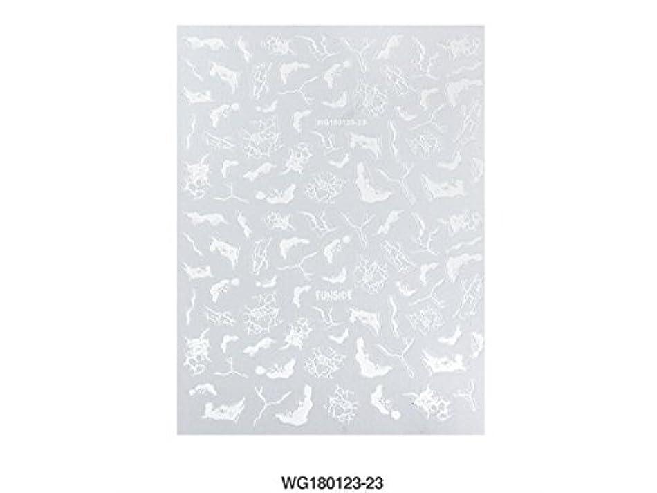 悩み差し控えるオリエンテーションOsize ネイルステッカーフルカバーネイルアートのヒントペーパーPre Design Pressネイルステッカー(図示)
