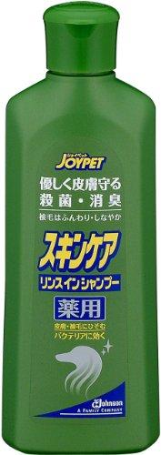 ジョイペット 薬用スキンケアリンスインシャンプー 犬用 330ml