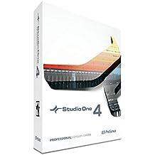 PreSonus DAWソフトウェア Studio One 4 Professional アカデミック 日本語版(ボックス)