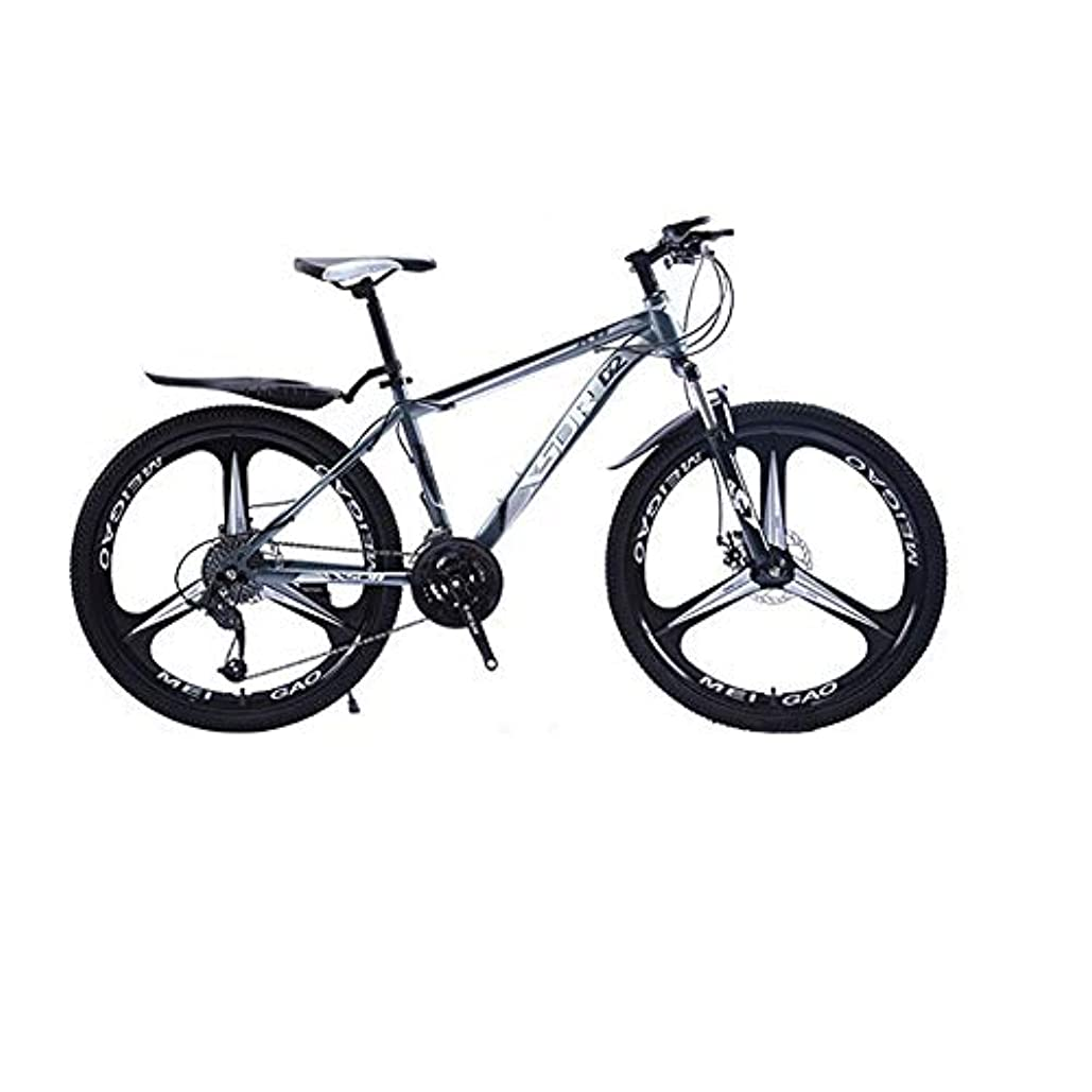 クローン魅力的であることへのアピール人里離れた大人/専門家のための適切な大人の男性と女性のためのマウンテンバイク、高さ調節と26インチの可変速自転車、耐摩耗およびアンチスキッドマウンテンバイク、