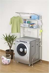 セキスイ洗濯機ラック DSR-9