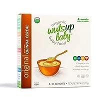 WutsupBaby Original Quinoa Cereal by WutsupBaby