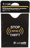[パックセーフ] RFIDセーフ スキミング防止 Sleeve 50 BLACK