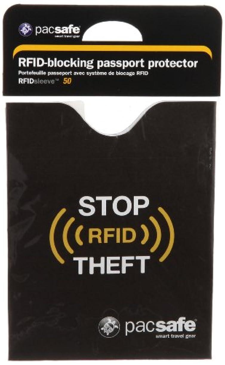 許さないファランクス採用する[パックセーフ] クレジットカードケース スキミング防止 Sleeve 50 12970136