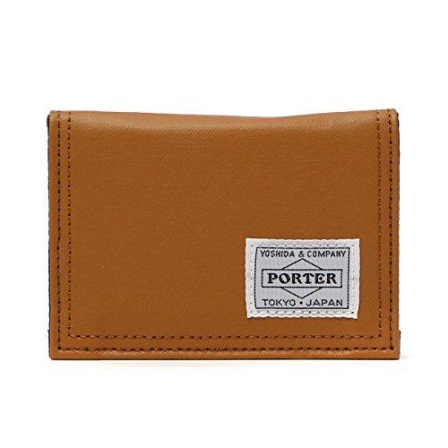 ポーター(porter)・フリースタイル・パスケース (キャメル)