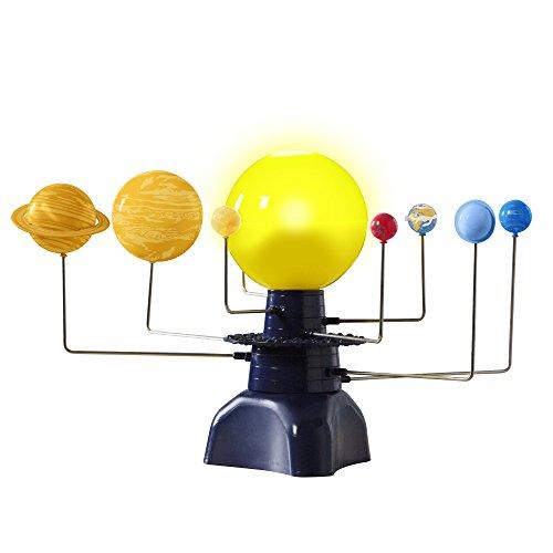 動く! 太陽系模型 & プラネタリウム Geosafari Motorized Solar System EI 5287