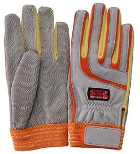 TONBOREX(トンボレックス) レスキューグローブ ケプラー手袋 K-501 オレンジ 3Lサイズ