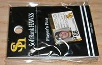 瑞季 2005年 福岡ソフトバンクホークス 選手ピンバッジ プレイヤーズピンズ 一応新品未開封 即決有り  バッチ バッヂ