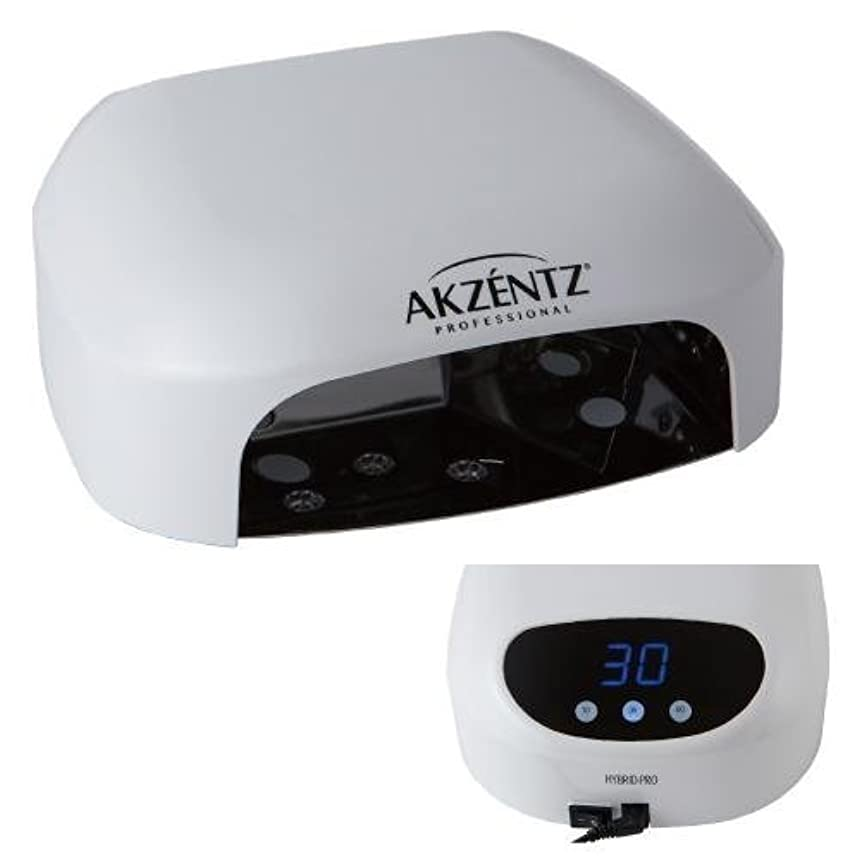 噴出するコインランドリー関連付けるAKZENTZ(アクセンツ) ハイブリットプロLEDランプ 36W/タイマー付き