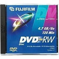 FUJI DVD-RW FUJI 4.7GB Recordable DVD-RW Disc [並行輸入品]