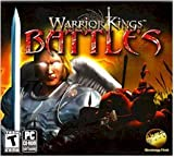New Strategy First Warrior Kings Battles Games Adventure Roleplaying Windows Xp/Vista/7