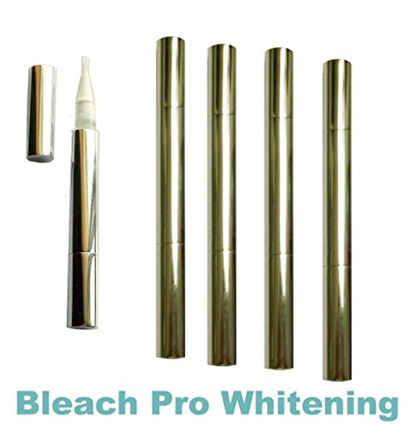 発送城口Teeth Whitening Gel Pens 35% Carbamide Peroxide Tooth Bleaching Formula Pen with Brush Tip Gel Dispenser. 5 Whitening...