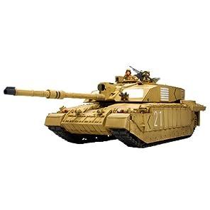 タミヤ 1/35 ミリタリーミニチュアシリーズ No.274 イギリス陸軍 主力戦車 チャレンジャー2 イラク戦仕様 プラモデル 35274