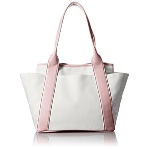 [ラウ] Canvas Tote Bag マザーズバッグ、キャンバス、サブバッグ、ママバッグ 1171-11029 3100 Lt.Pink