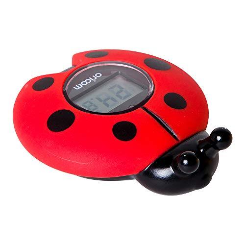 02SB Digital Bath and Room Thermometer Ladybird