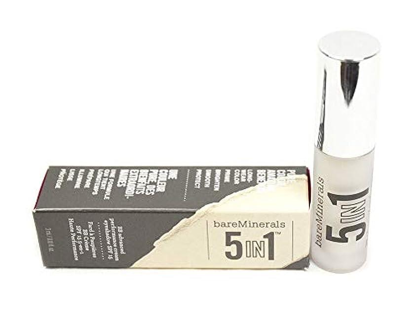 フィードオンスキムマチュピチュベアミネラル 5 イン 1 BBクリーム アイシャドウ ルミナス パール 3ml