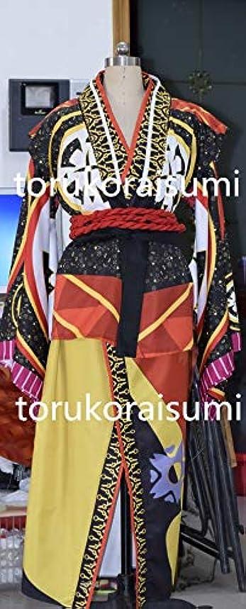 第パトロン適用済み日本昔話/鬼ちゃんコスプレ衣装+靴下+ かつら なし