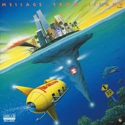MESSAGE FROM ISLAND (MEG-CD)