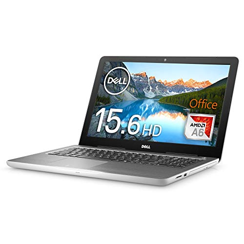 Dell ノートパソコン Inspiron 5565 AMD A6 Office ホワイト 19Q21HBW/Windows 10/15.6 HD/4GB/500GB