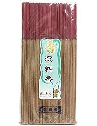 伝統的 中国風 薬味 ジョス お香スティック 300g 台湾 お香 家 宗教的 仏陀用 約400本 30cm
