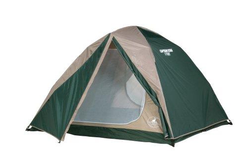 キャプテンスタッグ キャンプ用品 テント CS クイックドーム220UV キャリーバッグ付 [3-4人用]M-3134