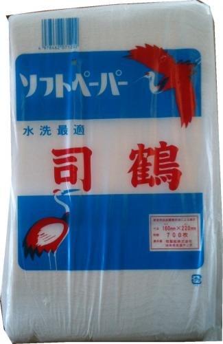 司鶴 落とし紙 700枚×18袋