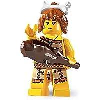 レゴ ミニフィグ【シリーズ5】 洞窟の女性