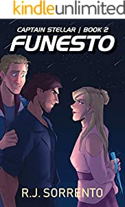 Funesto: Captain Stellar Book 2 (English Edition)